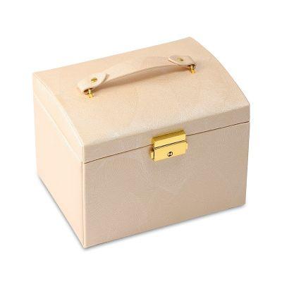 3段式ジュエリー収納ボックス