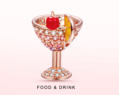 Food & Drink Charms