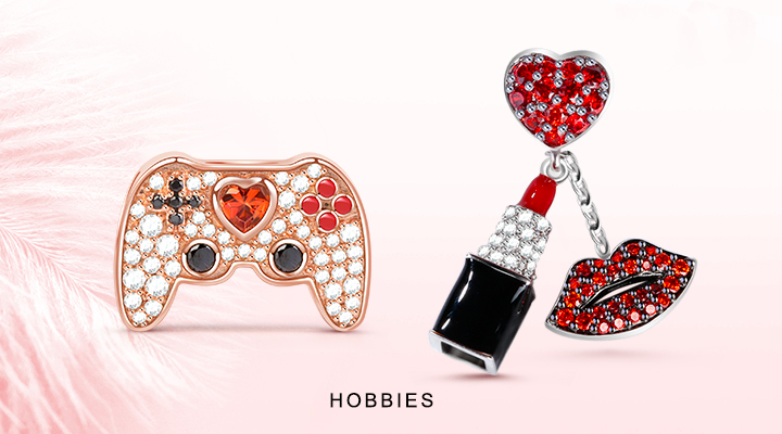 Hobbies Charms